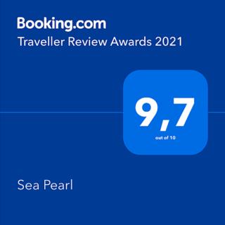 Sea Pearl Booking award 2021
