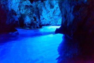 Blue cave excursion 02 RMP_6148