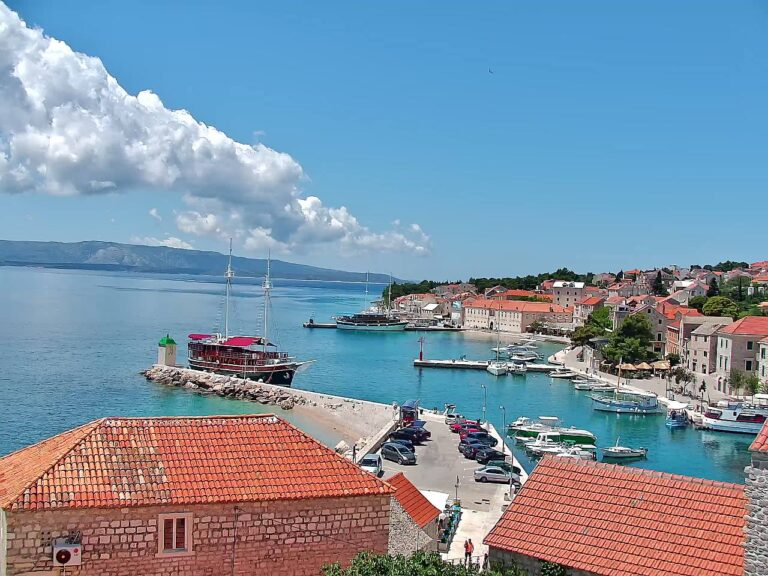 Bol Croatia live Webcam