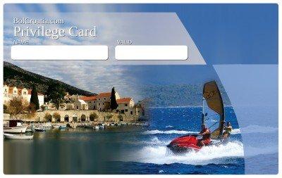 Bol Croatia privilege card rv