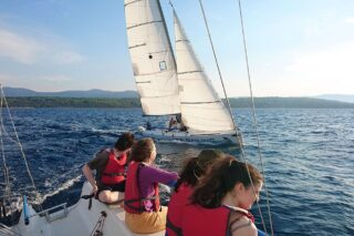 Bol Sailing Family Adventure