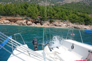Bol Sailing - Sail and Snorkel 1
