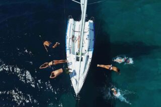 Bol Sailing - Sail and Swim