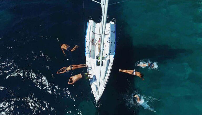 Bol Sailing Sail and Swim