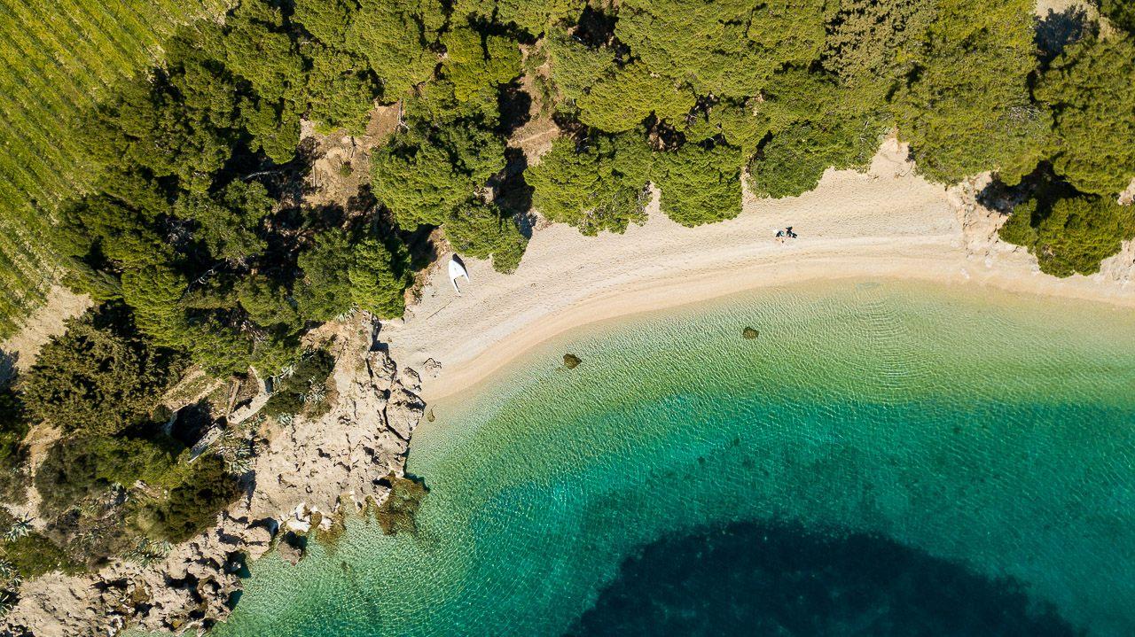 Bol beaches - Murvica