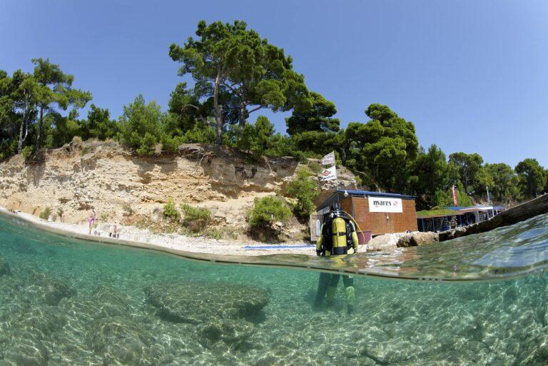 Open Water Diver Scuba Diving course