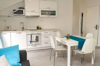 Sea Pearl - Apartment Sea- Living & Dining area