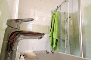 Sea Pearl - Studio Apartment Olive bathroom