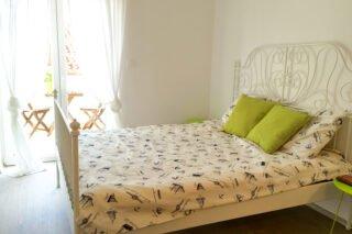 Sea Pearl - Studio Apartment Olive large bed