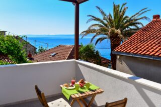 Sea Pearl - Studio Apartment Olive sea view
