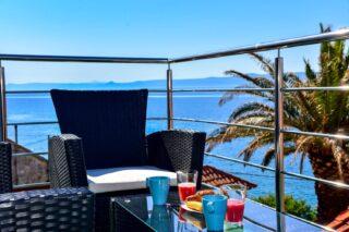 Sea Pearl apartment Sea - Balcony a