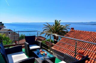 Sea Pearl apartment Sea - Balcony sea view