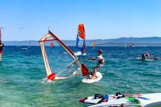 Try - Discovery Windsurfing course