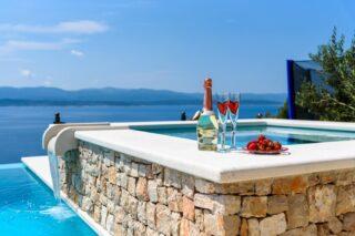 Villa Linda Bol Villa with swimming pool 4