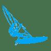 Bol windsurfing